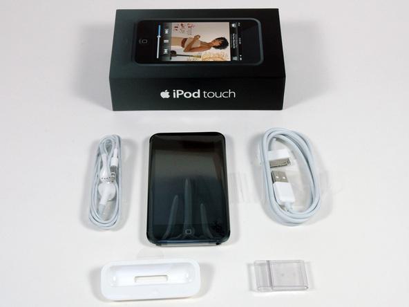 Как разобрать плеер Apple iPod Touch 1-го поколения (4)