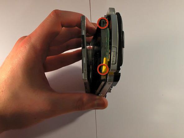 Как разобрать игровую консоль Sony PSP 1003 (13)