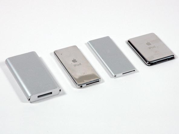 Как разобрать плеер Apple iPod Nano 3-го поколения (5)