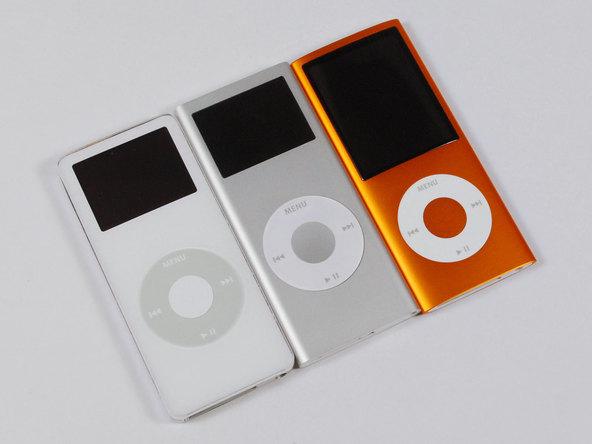 Как разобрать плеер Apple iPod Nano 4-го поколения (5)