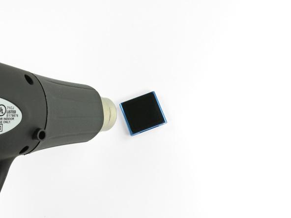 Как разобрать плеер Apple iPod Nano 6-го поколения 2011 года (7)