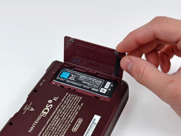 Как разобрать игровую консоль Nintendo DSi XL (8)
