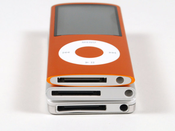 Как разобрать плеер Apple iPod Nano 4-го поколения (6)
