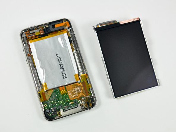 Как разобрать плеер Apple iPod Touch 3-го поколения (12)