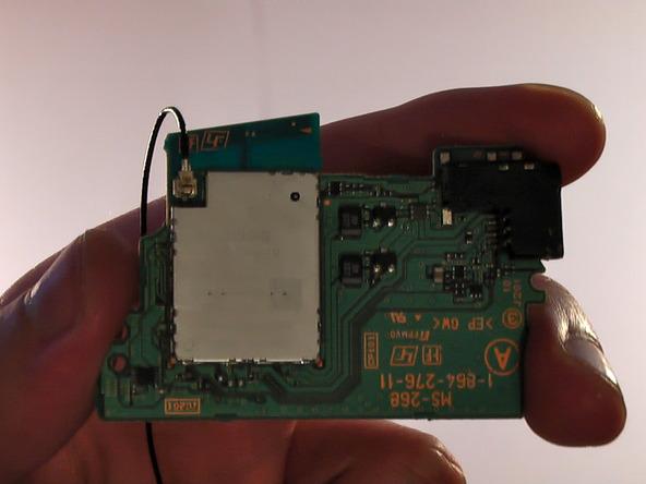 Как разобрать игровую консоль Sony PSP 1003 (21)