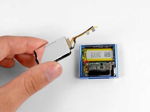Как разобрать плеер Apple iPod Nano 6-го поколения 2011 года (12)