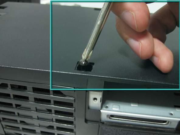 Как разобрать игровую консоль Sony PlayStation 2 (17)