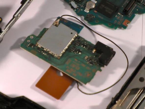 Как разобрать игровую консоль Sony PSP 1003 (24)
