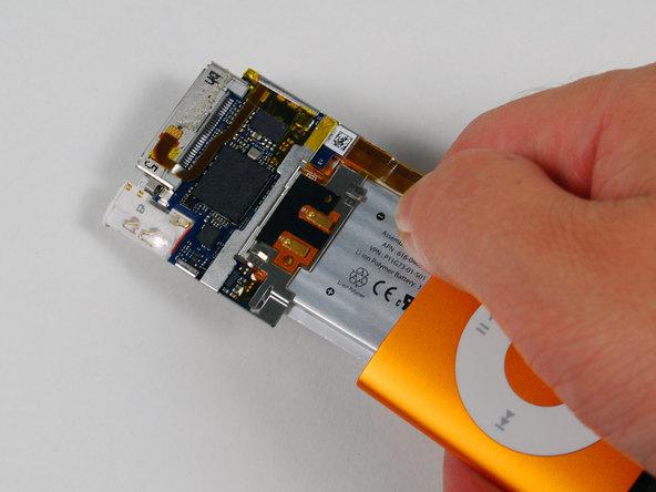 Как разобрать плеер Apple iPod Nano 4-го поколения (9)