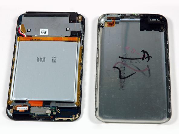 Как разобрать плеер Apple iPod Touch 1-го поколения (9)