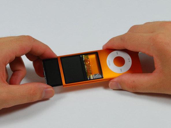 Как разобрать плеер Apple iPod Nano 4-го поколения (10)
