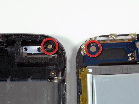 Как разобрать плеер Apple iPod Touch 1-го поколения (10)