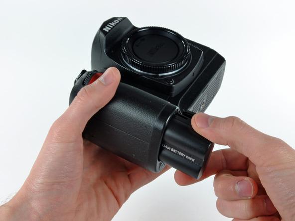 Как разобрать фотоаппарат Nikon D70 для замены различных компонентов (2)