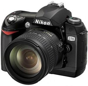 Как разобрать фотоаппарат Nikon D70 для замены различных компонентов