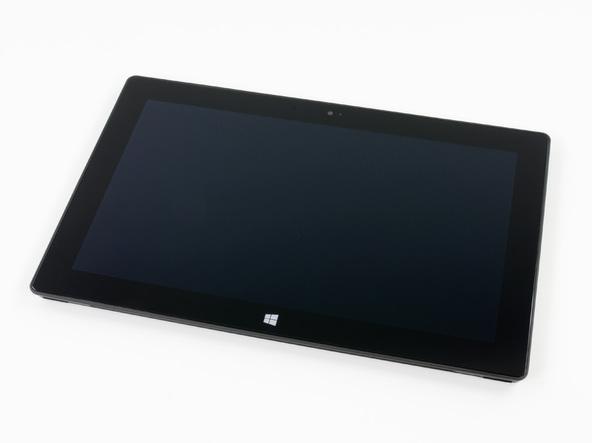 Как разобрать планшет Microsoft Surface (2)