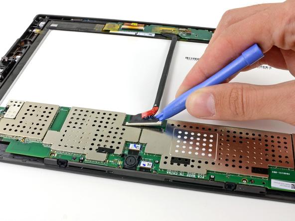 Как разобрать планшет Microsoft Surface (27)