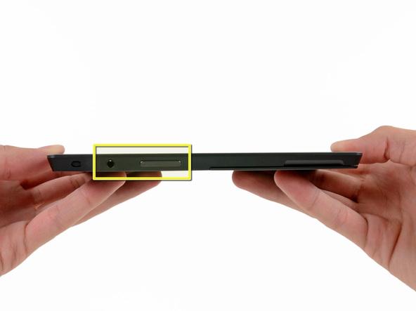 Как разобрать планшет Microsoft Surface (5)