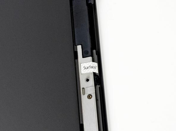 Как разобрать планшет Microsoft Surface (13)