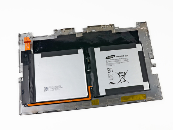 Как разобрать планшет Microsoft Surface (16)