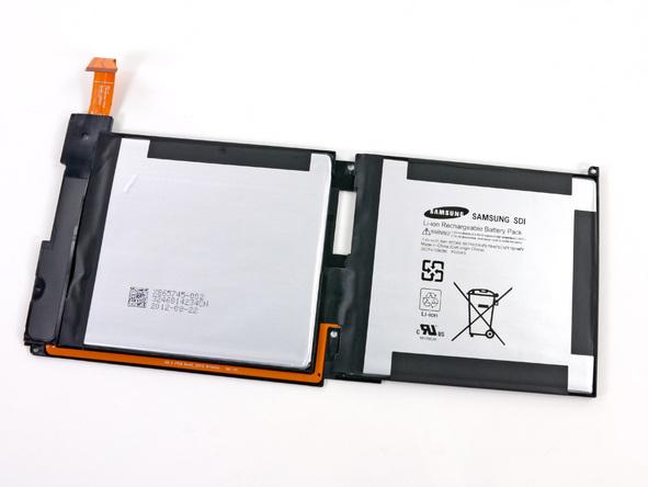 Как разобрать планшет Microsoft Surface (18)