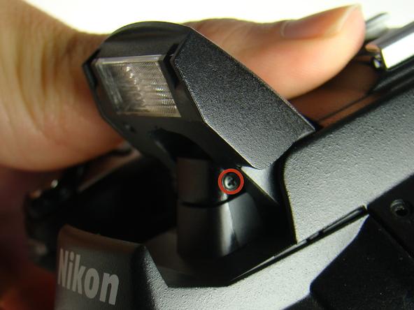 Как разобрать фотоаппарат Nikon Coolpix E5700 для замены различных компонентов (53)