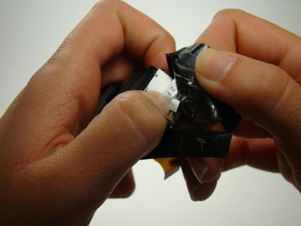Как разобрать фотоаппарат Nikon Coolpix E5700 для замены различных компонентов (68)