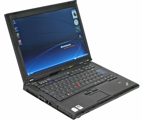 Как разобрать ноутбук Lenovo ThinkPad T61 для замены кулера (1)
