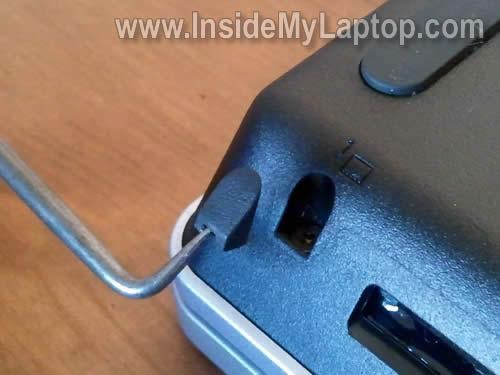 Как разобрать ноутбук Lenovo ThinkPad Edge (23)