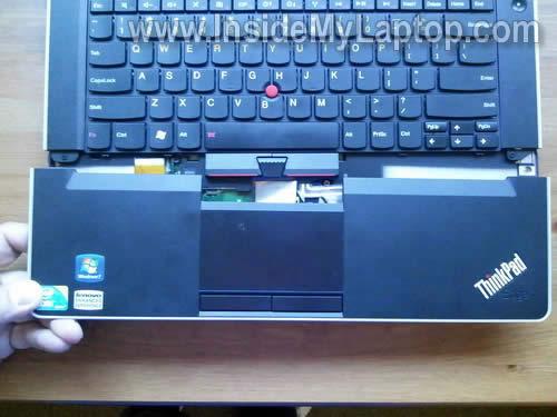 Как разобрать ноутбук Lenovo ThinkPad Edge (26)