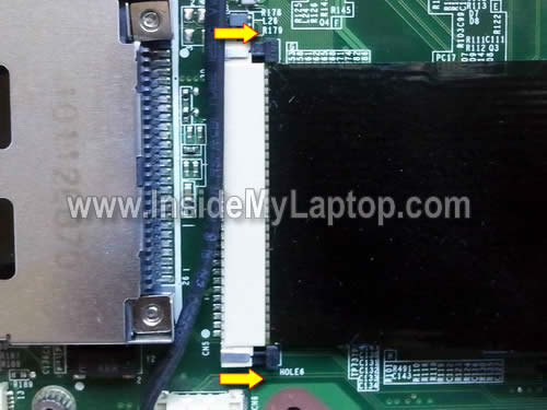 Как разобрать ноутбук Lenovo ThinkPad Edge (8)