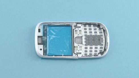 Как разобрать телефон Nokia Asha 200 / 201 (11)