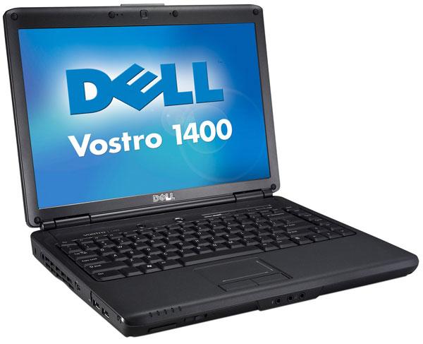 Как разобрать ноутбук Dell Inspiron 1420 / Vostro 1400: замена дверцы отсека модулей памяти