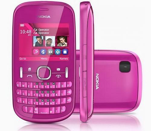 Как разобрать телефон Nokia Asha 200 / 201 (1)