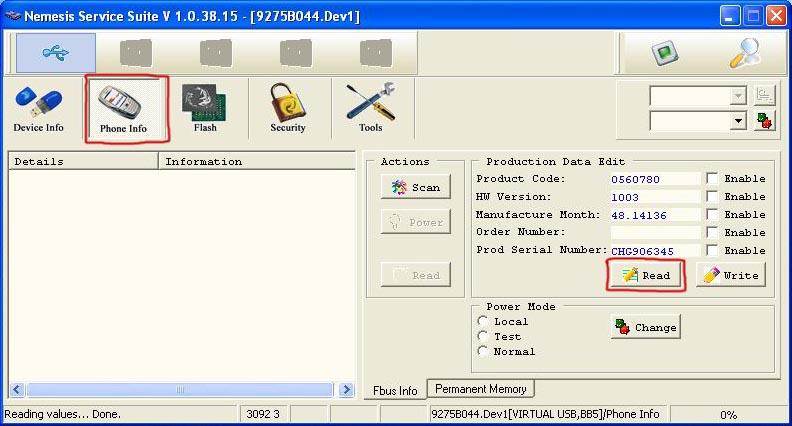 Как изменить язык в телефоне Nokia BB5 с помощью программы Nokia Software Updater (3)