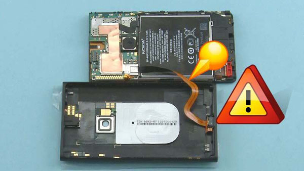 Как разобрать телефон Nokia Lumia 920 (56)