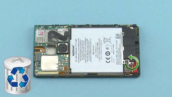 Как разобрать телефон Nokia Lumia 920 (47)