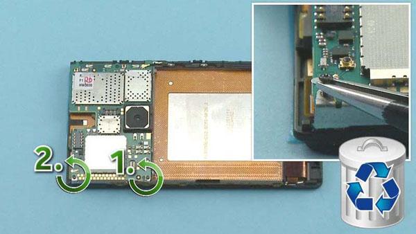 Как разобрать телефон Nokia Lumia 920 (40)