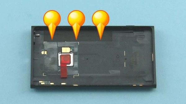 Как cобрать телефон Nokia Lumia 920 после замены деталей (6)