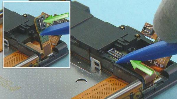 Как cобрать телефон Nokia Lumia 920 после замены деталей (54)