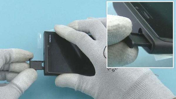 Как cобрать телефон Nokia Lumia 920 после замены деталей (78)