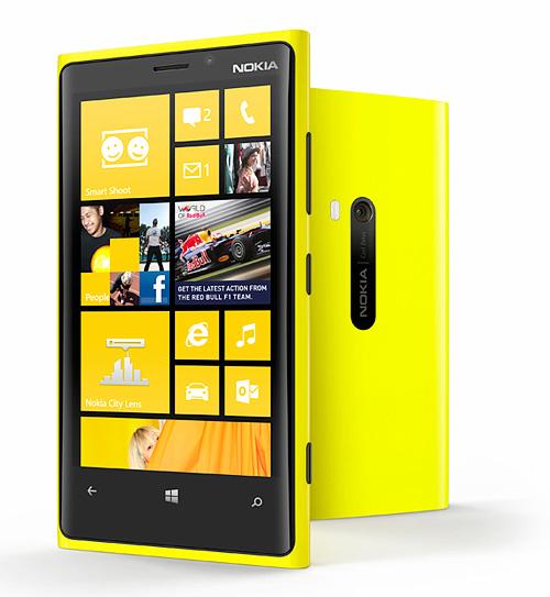 Как cобрать телефон Nokia Lumia 920 после замены деталей (1)