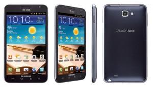 Как разобрать телефон Samsung Galaxy Note i717 (1)