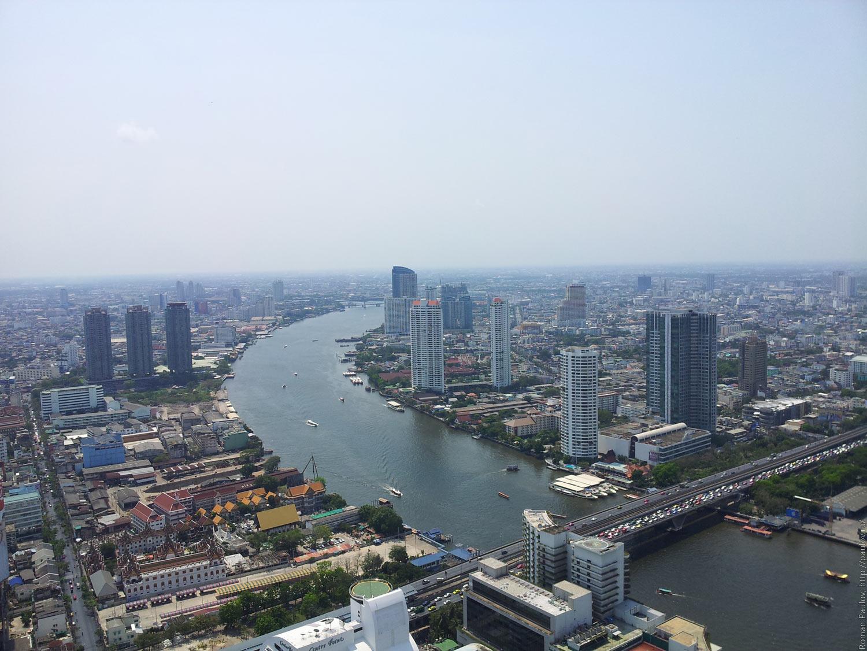 Заброшенные этажи в самой дорогой гостинице Бангкока Lebua в The State Tower (14)