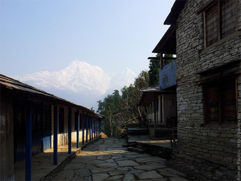 Непал, Аннапурна (3)