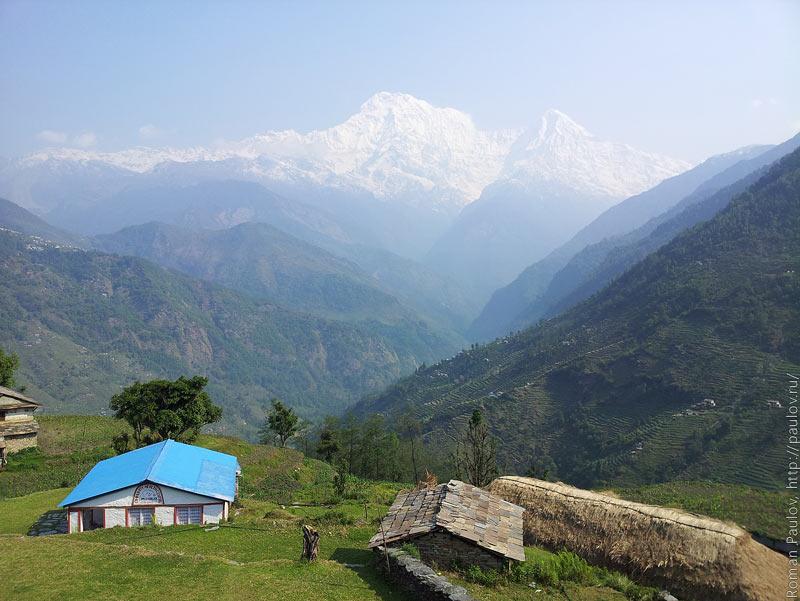 Непал, Аннапурна (2)