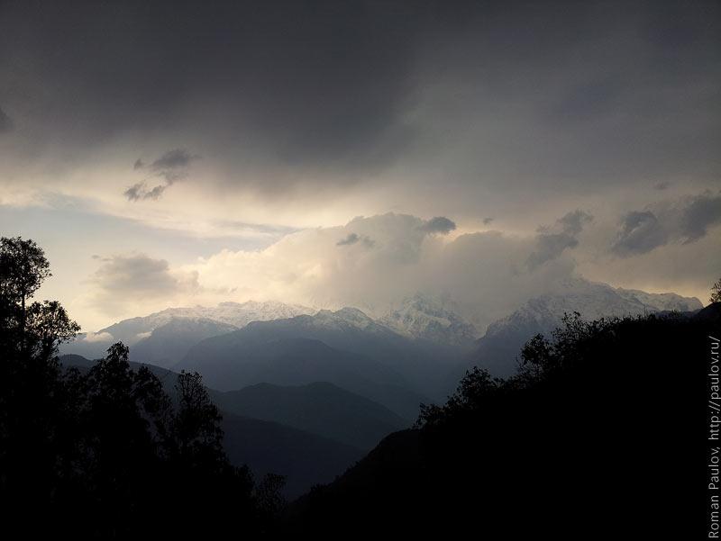 Несколько фотографий из треккинга в Непале