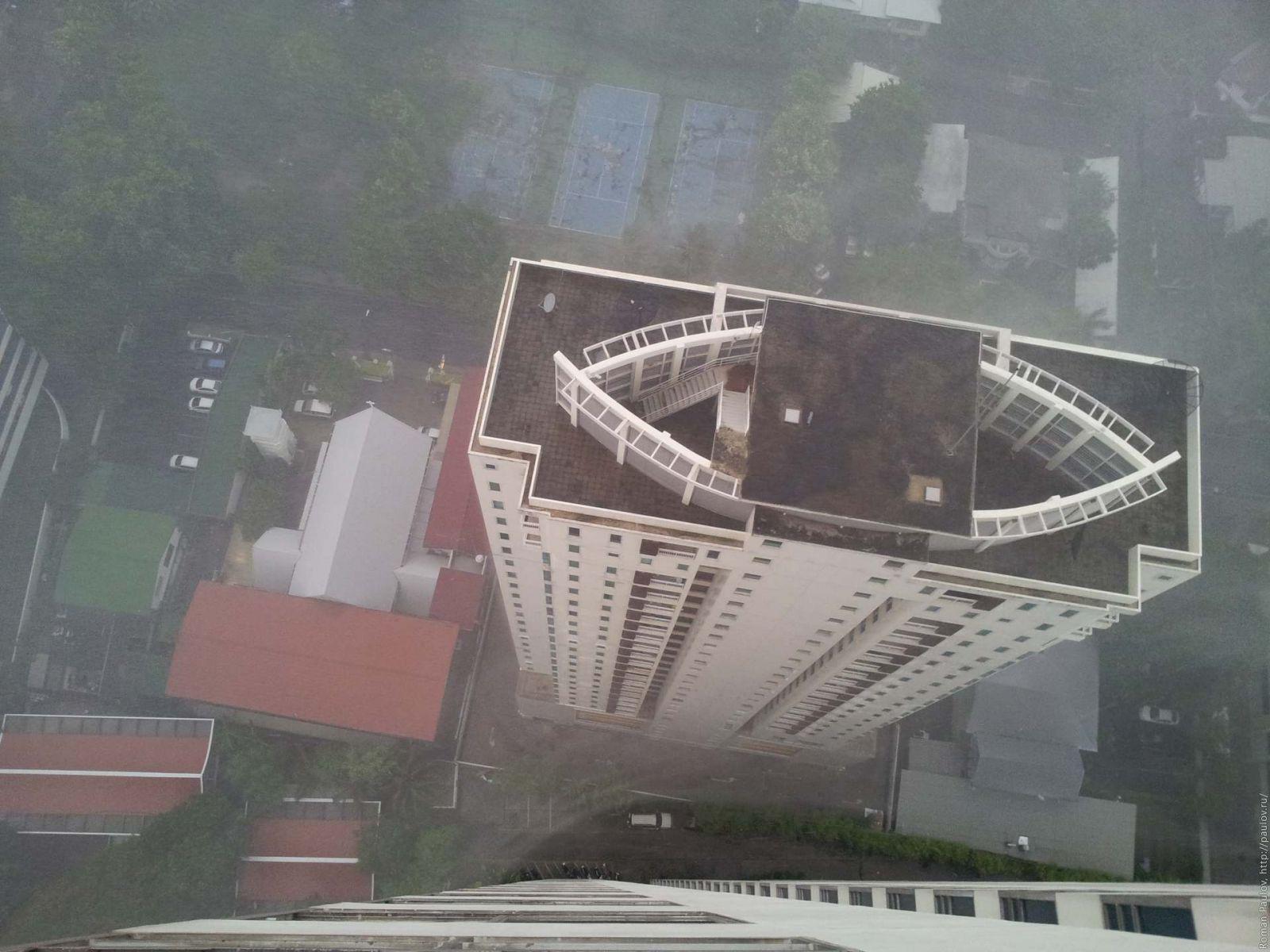 Сезон дождей в Бангкоке