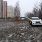 Платная парковка в Новосибирске