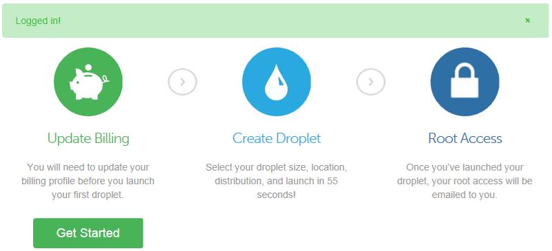 Как купить веб хостинг на примере Digital Ocean (3)