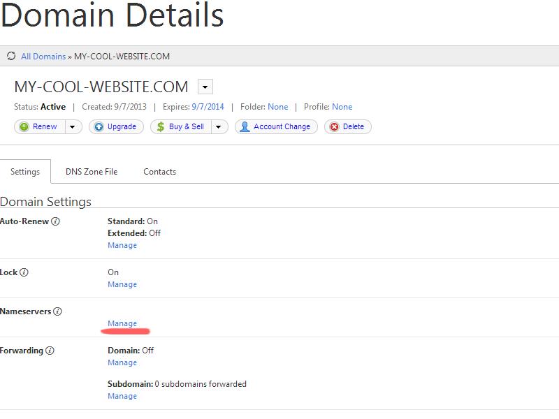 Как купить домен в зоне com у регистратора GoDaddy (14)